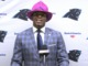 Watch: Cam Newton dons plaid suit and hat in honor of Craig Sager