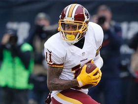 DeSean Jackson races into the red zone on 57-yard catch