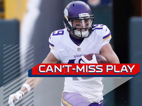 Can't-Miss Play: Adam Thielen burns defense on 71-yard TD catch