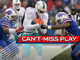 Watch: Cant-Miss Play: DeVante Parker bounces off defenders for 65-yard TD