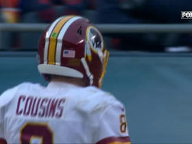 Watch: Kirk Cousins punches it in for a 1-yard TD