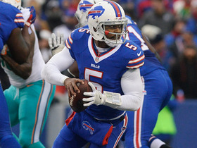 Tyrod Taylor finds Charles Clay for a 7-yard go-ahead touchdown