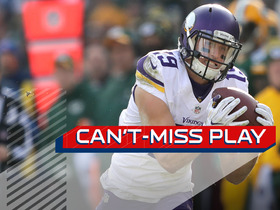 Can't-Miss Play: Adam Thielen makes ridiculous sideline catch