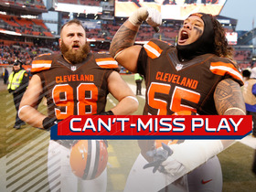 Can't-Miss Play: Jamie Meder blocks FG to save game