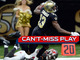 Watch: Can't-Miss Play: Michael Thomas pulls in reception, gains 51 yards