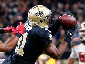 Jairus Byrd picks off Jameis Winston for a second time