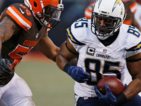 Antonio Gates highlights