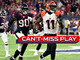 Watch: Can't-Miss Play: LaFell shows off speed on 86-yard TD