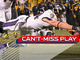 Watch: Can't-Miss Play: Kyle Juszczyk defies gravity on 10-yard go-ahead TD run