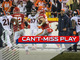 Watch: Can't-Miss Play: Travis Kelce uses turbo for 80-yard TD