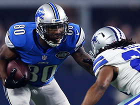 Anquan Boldin moves into ninth place on career receptions list