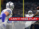 Watch: Can't-Miss Play: Dez throws TD pass to Witten on trick play
