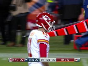 Alex Smith finds Travis Kelce for 16 yards