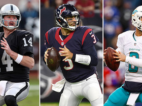Charley Casserly breaks down McGloin, Savage, and Moore