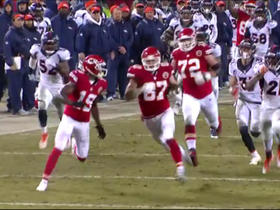 The Chiefs' version of the triplets leading the post season charge
