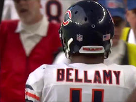 Watch: Joshua Bellamy rushes for 22-yard gain