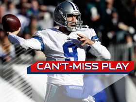 Can't-Miss Play: Tony Romo's first TD pass of 2016 season