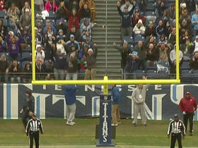 Nick Novak misses 45-yard field goal