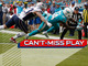 Watch: Can't Miss Play: Landry bounces off Pats into end zone