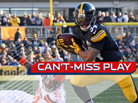 Can't-Miss Play: DeAngelo Williams bulls over defense on 11-yard TD