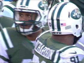 Watch: Jonathan Williams fumbles, recovered by Sheldon Richardson