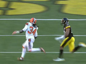 Watch: Isaiah Crowell weaves through Steelers defense on 67-yard run