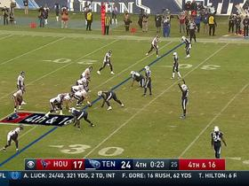 Watch: Osweiler's pass incomplete to Fuller on fourth down