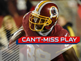 Can't-Miss Play: Pierre Garcon shows toe-drag swag