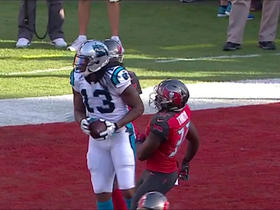 Watch: Cam Newton finds Kelvin Benjamin for a TD
