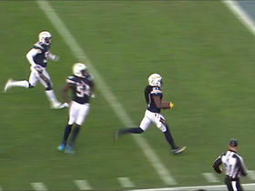 Jahleel Addae picks off Alex Smith, returns for 90-yard TD