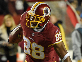 Watch: Pierre Garcon dodges Giants defenders for 49-yard gain