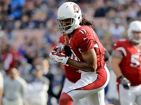 Watch: Larry Fitzgerald 5-yard TD catch