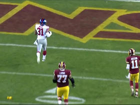 Trevin Wade runs in Jordan Reed fumble for an 11-yard TD