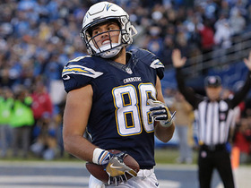 Watch: Hunter Henry catches 12-yard TD pass