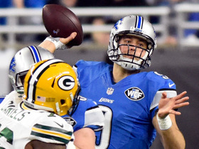 Watch: Matthew Stafford throws absolute beauty to TJ Jones for 35 yards