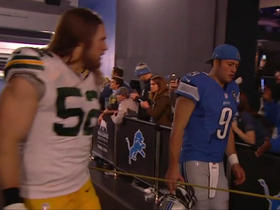 Clay Matthews wants another pass opportunity from Matthew Stafford