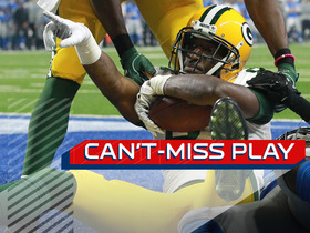 Can't-Miss Play: Rodgers scrambles, slings TD to Allison