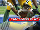 Watch: Can't-Miss Play: Rodgers scrambles, slings TD to Allison