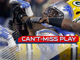 Can't-Miss Play: Stafford throws hail mary TD pass to Boldin