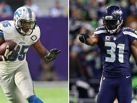 Man to Man: Eric Ebron vs. Kam Chancellor