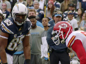 'Sound FX': Antonio Gates