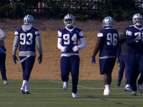 Cowboys Randy Gregory suspended at least one year
