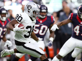 Watch: Jalen Richard bounces off tackles for 37-yard punt return