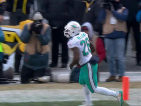 Watch: Matt Moore finds Damien Williams for 4-yard TD