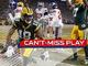 Watch: Can't-Miss Play: Aaron it out! Rodgers' Hail Mary to Cobb