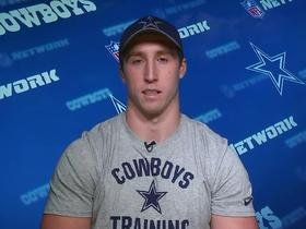 Sean Lee on facing Aaron Rodgers: You can't give up the big play