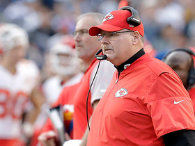 O'Hara on Andy Reid: His first 15 scripted plays are 'phenomenal'