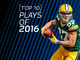 Watch: Jordy Nelson: Top 10 Plays of 2016