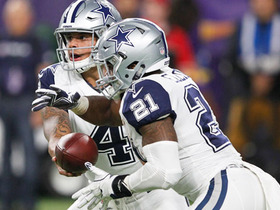 Expectations for Ezekiel Elliott, Dak Prescott vs. Packers