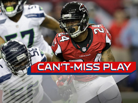 Watch: Can't-Miss Play: Devonta Freeman jukes Steven Terrell out of shoes